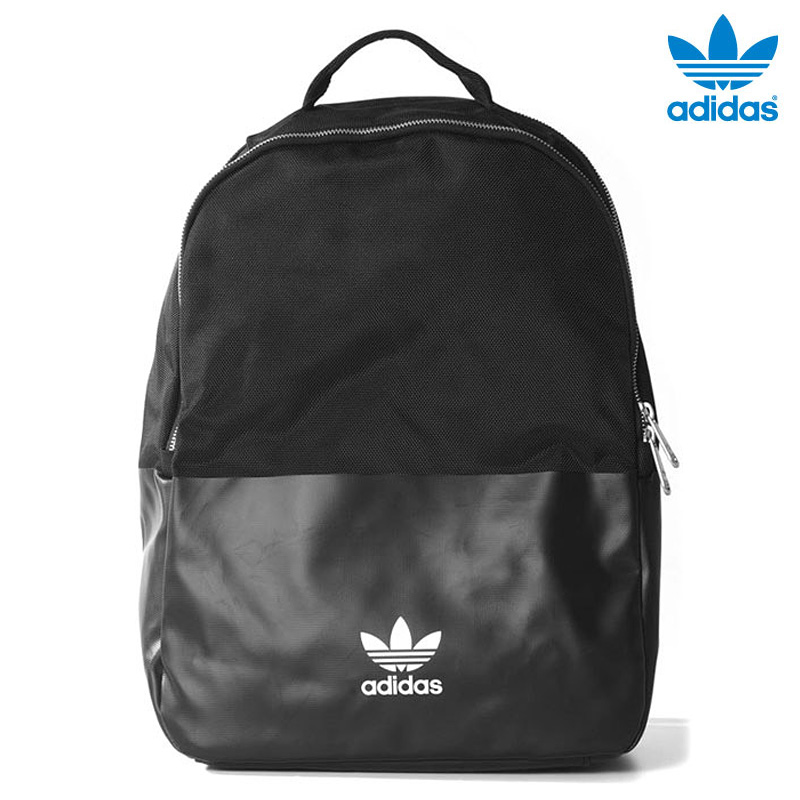 adidas Originals BACKPACK XL ADICOLOR (아디다스오리지나르스박크팍크 XL아디카라) BLACK 16 FW-I