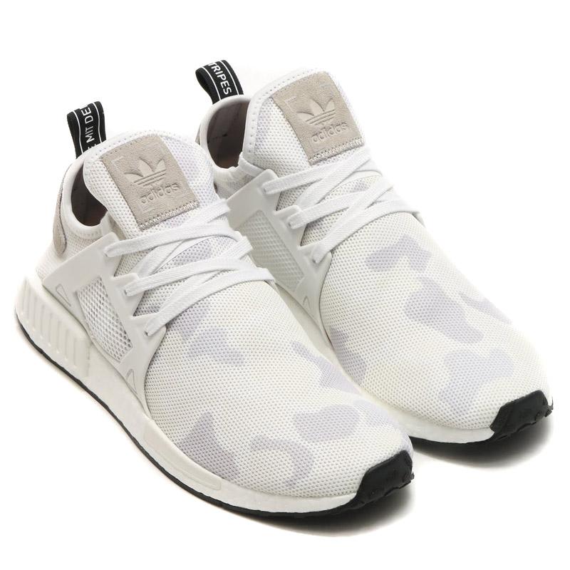 adidas NMD XR1 (아디다스 NMD XR3) (RUNNING WHITE/RUNNING WHITE/CORE BLACK) 16 FW-I