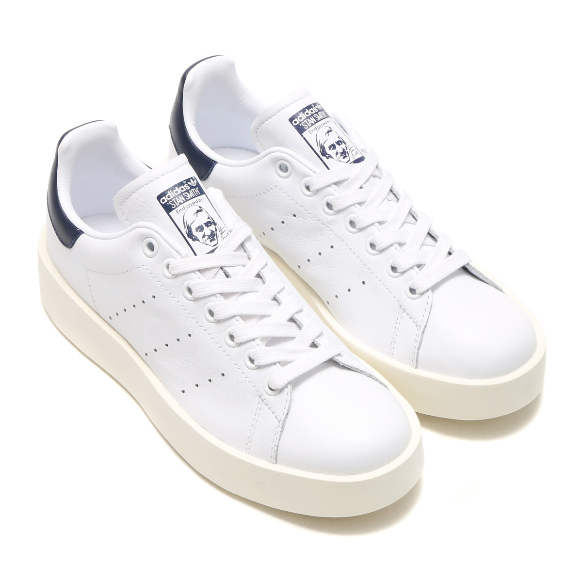 the latest 9f88d 3be62 adidas Originals STANSMITH BD W (Adidas originals Stan Smith boldface)  (Core Black/Core Black/College Navy) 17SS-I