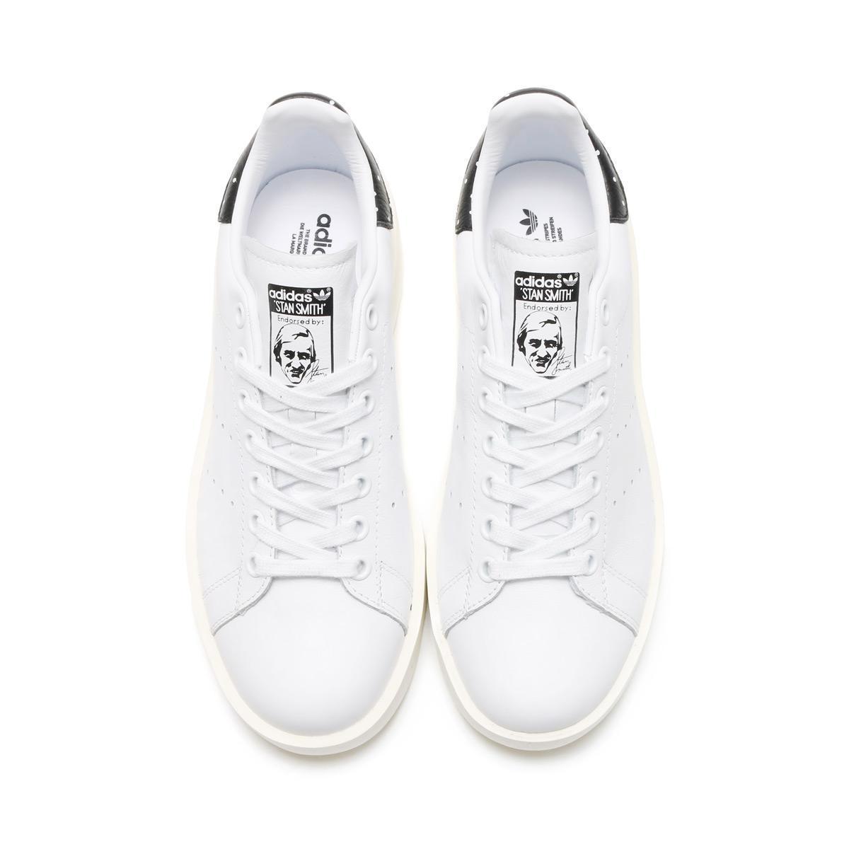 adidas Originals SUPERSTAR BD W (Adidas originals superstar boldface)  (Running White Running White Core Black) b3de94080