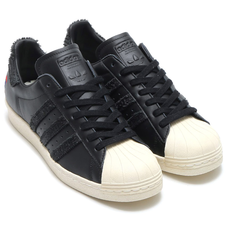 adidas Originals SUPERSTAR 80s CNY (Core Black/Core Black/Chalk White) (アディダス オリジナルス スーパースター80s) 【メンズ スニーカー】17SS-I