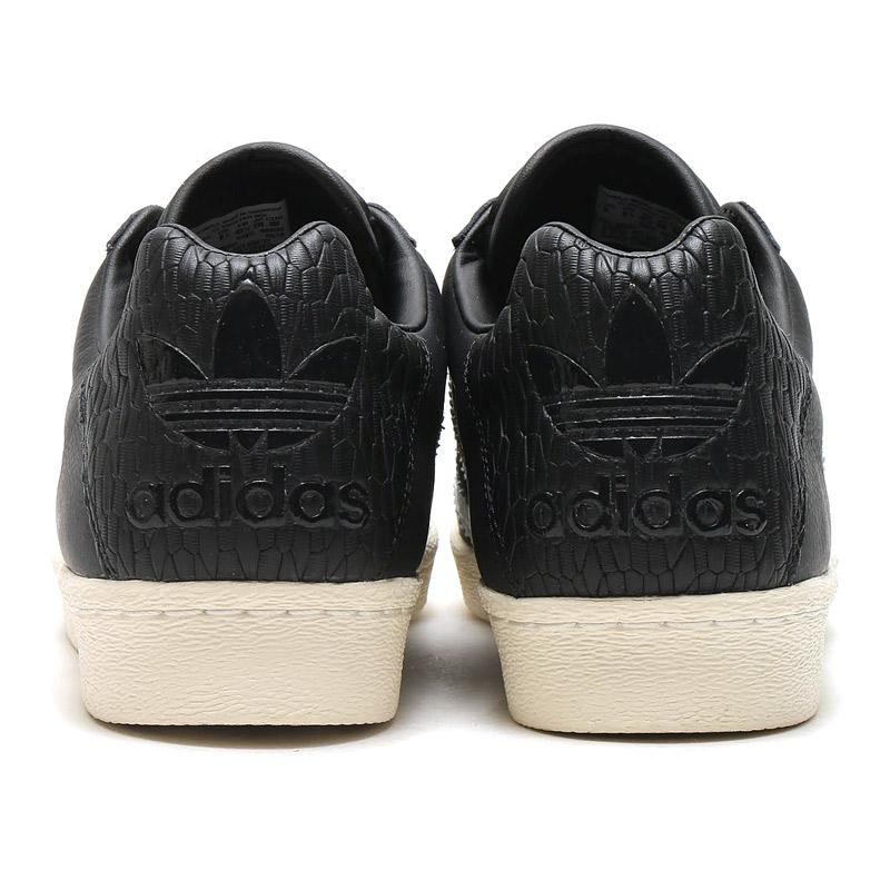 95693dfdf8aaed adidas Originals ULTRASTAR 80 s (Core Black Running White Off White) (adidas  originals UltraStar 80 s) 17 SS-I
