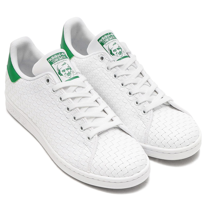 buy popular bd376 56cc7 adidas Originals STAN SMITH (Running White/Green/Running White) (Adidas  originals Stan Smith) 17SS-I