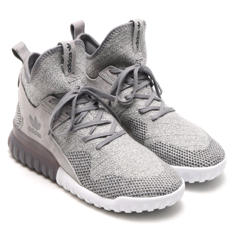hot sale online 46868 74508 adidas Originals TUBULAR X PK (X adidas originals tubular PK) (SOLID  GREY UTITLITY BLACK)