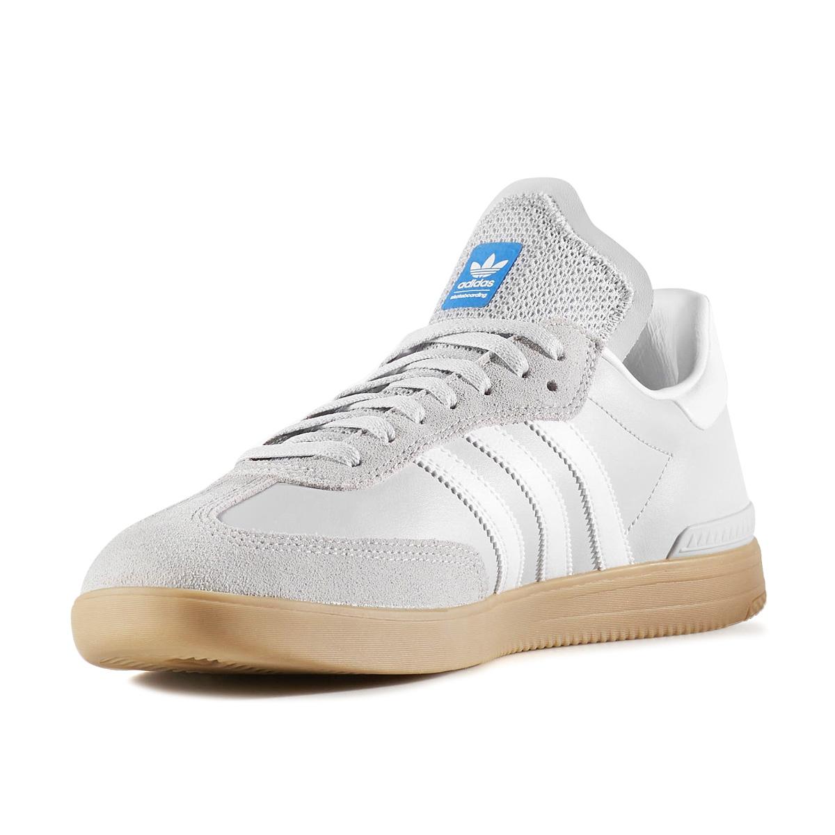 da78a4009 ... adidas Originals SAMBA ADV (Adidas samba ADV) (Solid Grey/Running  White/ ...