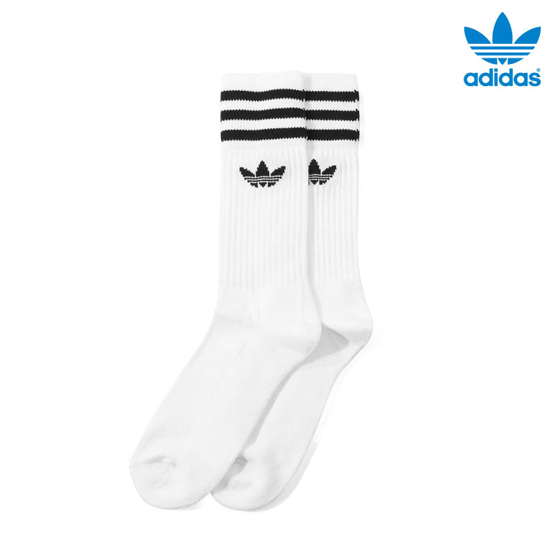 Marathon time store all points up to 20 times! adidas SOLID CREW SOCK ( adidas