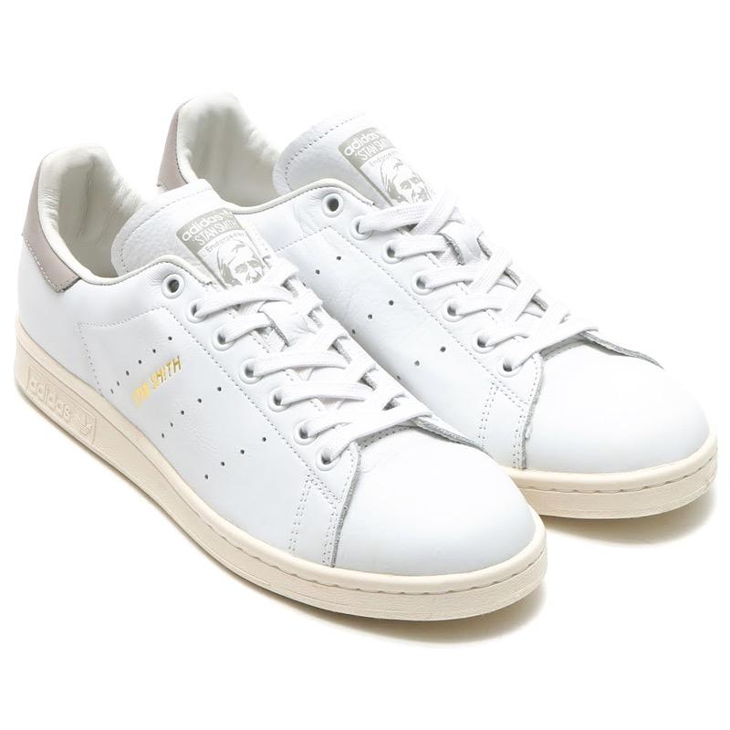 adidas Originals STAN SMITH (Adidas originals Stan Smith) Running White/Running White/Clear Granite 17FW-I