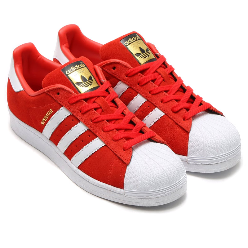 Buy Adidas Originals Superstar Red Off43 Discounted