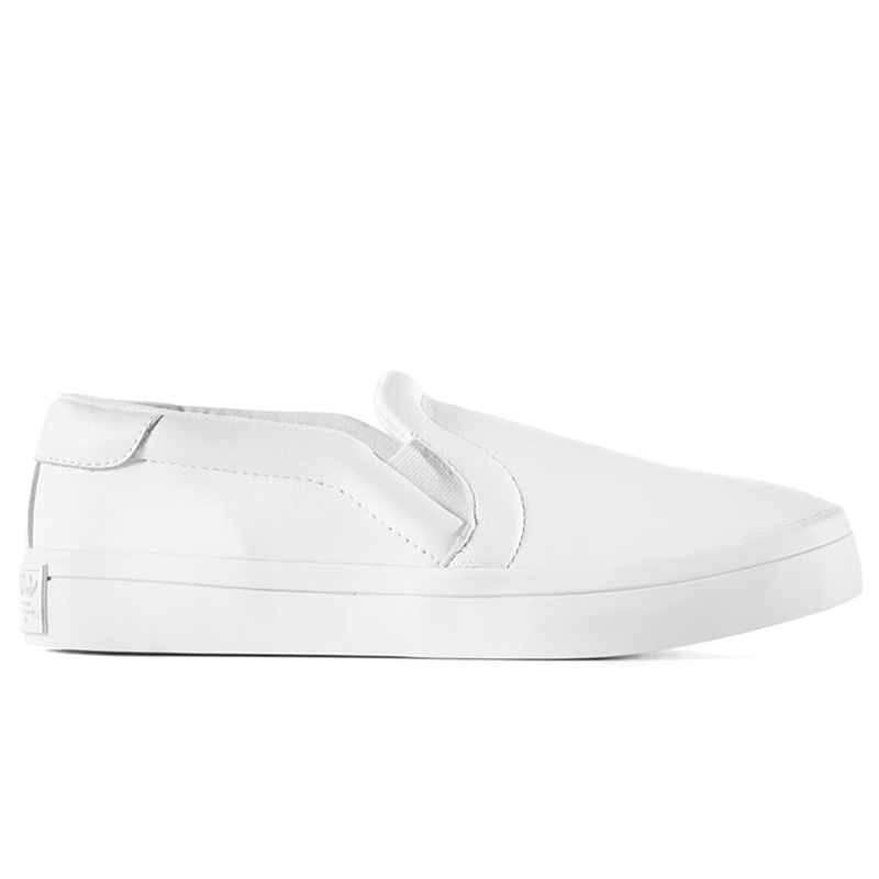 112723f944ffb2 adidas Originals Court Vantage SLIP ON W (Adidas originals coat vintage  slip-ons) Running White Running White Core Black 16SS-I