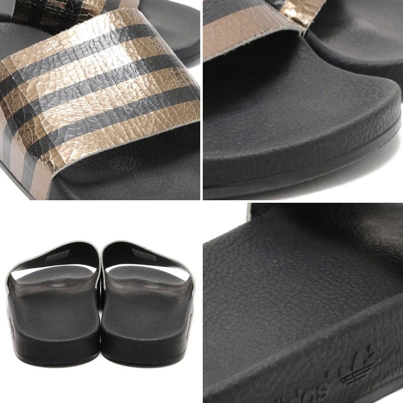 Adidas Originals ADILETTE W (아디다스 オリジナルス アディレッタ) Core Black 16SS-I