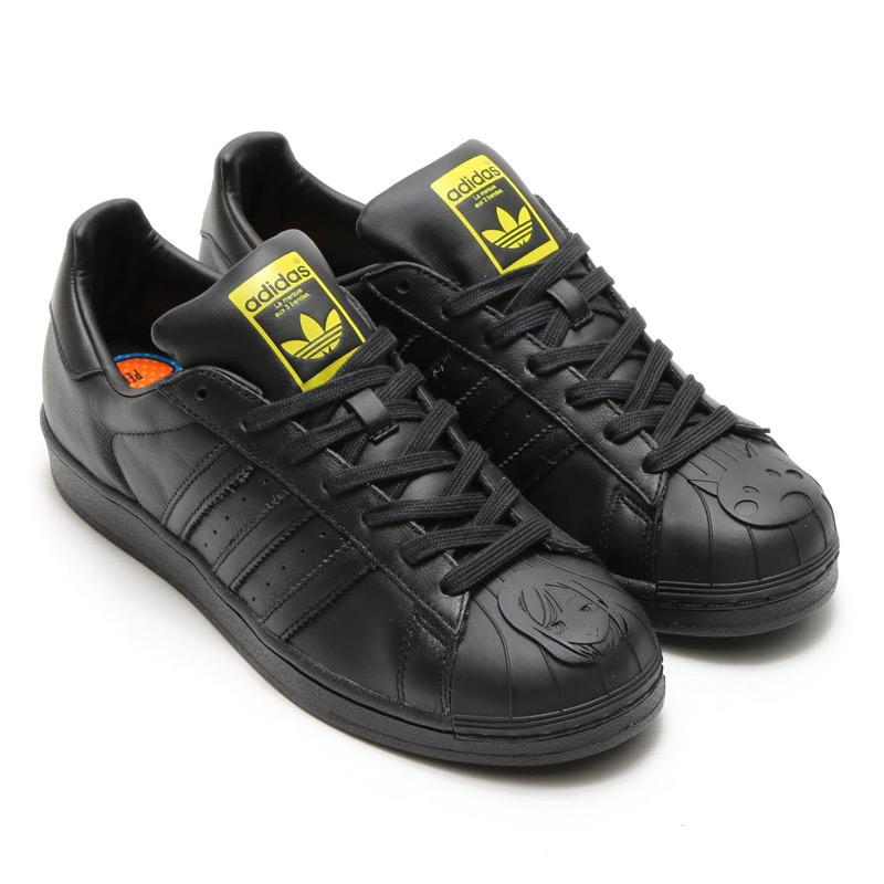 adidas Originals SUPERSTAR PHARRELL SUPERSHELL(アディダス オリジナルス スーパースター ファレル スーパーシェル)CORE BLACK/CORE BLACK/GOLD MET15FW-I