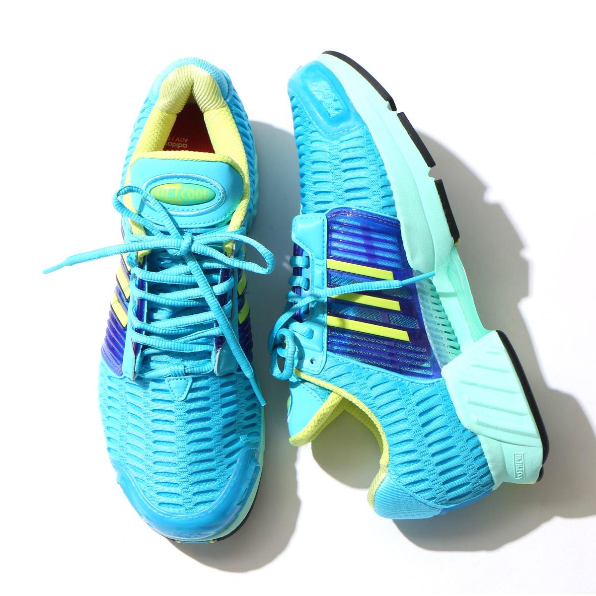 adidas Originals CLIMACOOL 1(アディダス クライマクール 1)(Bright Cyan/Semi Frozen Yellow/Purple)【メンズ スニーカー】17SS-S