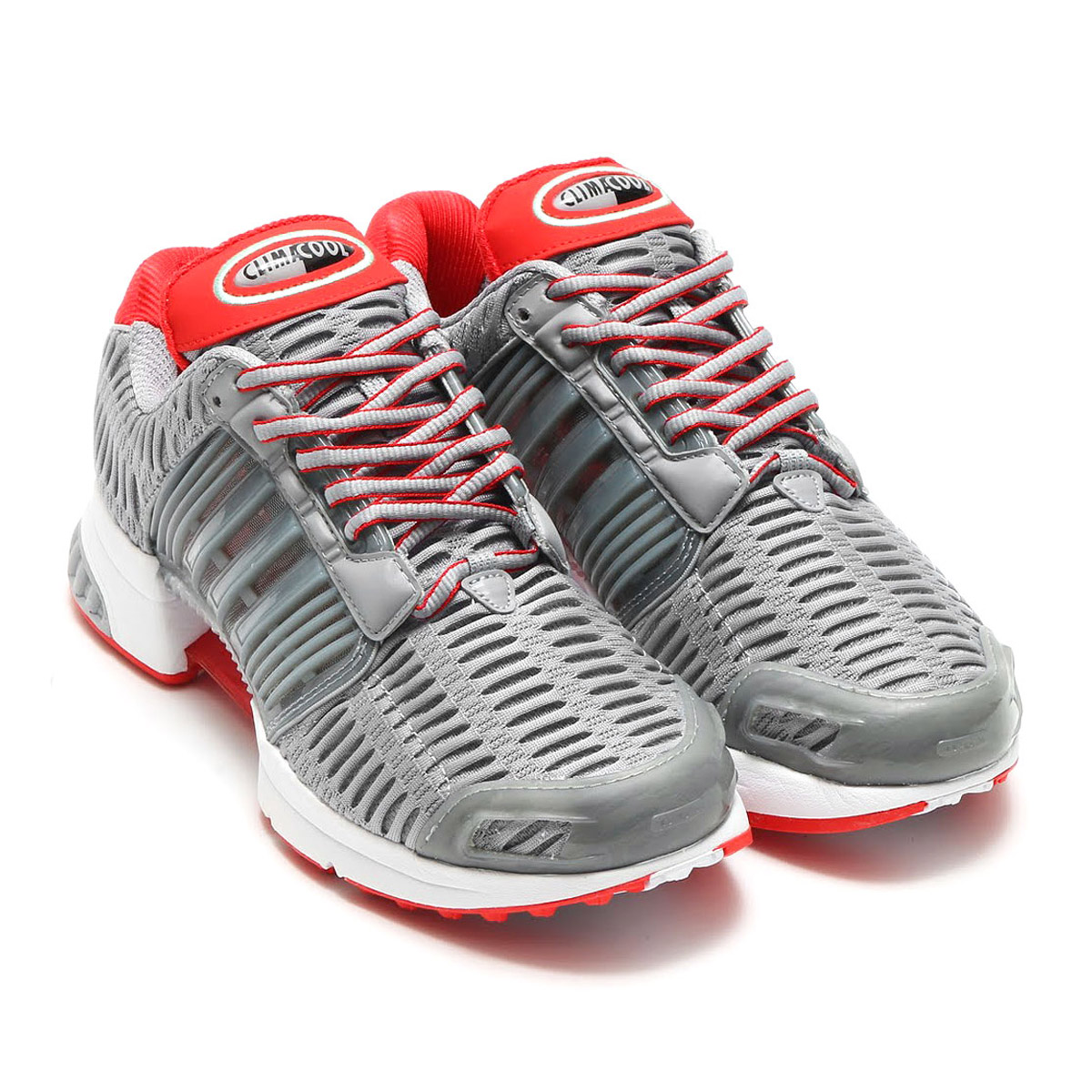 the best attitude e0fb7 607e5 adidas CLIMACOOL 1 (アディダスクライマクール 1) (Mid Grey S14/Mid Grey S14/Red)