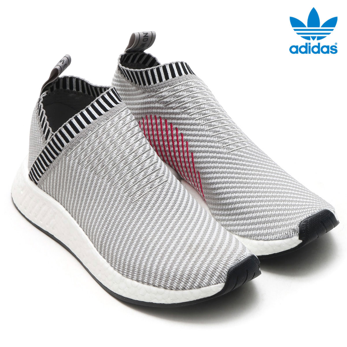 adidas Originals NMD CS2 PK (Adidas originals NMD CS2 PK) (DGH SOLID GREY)