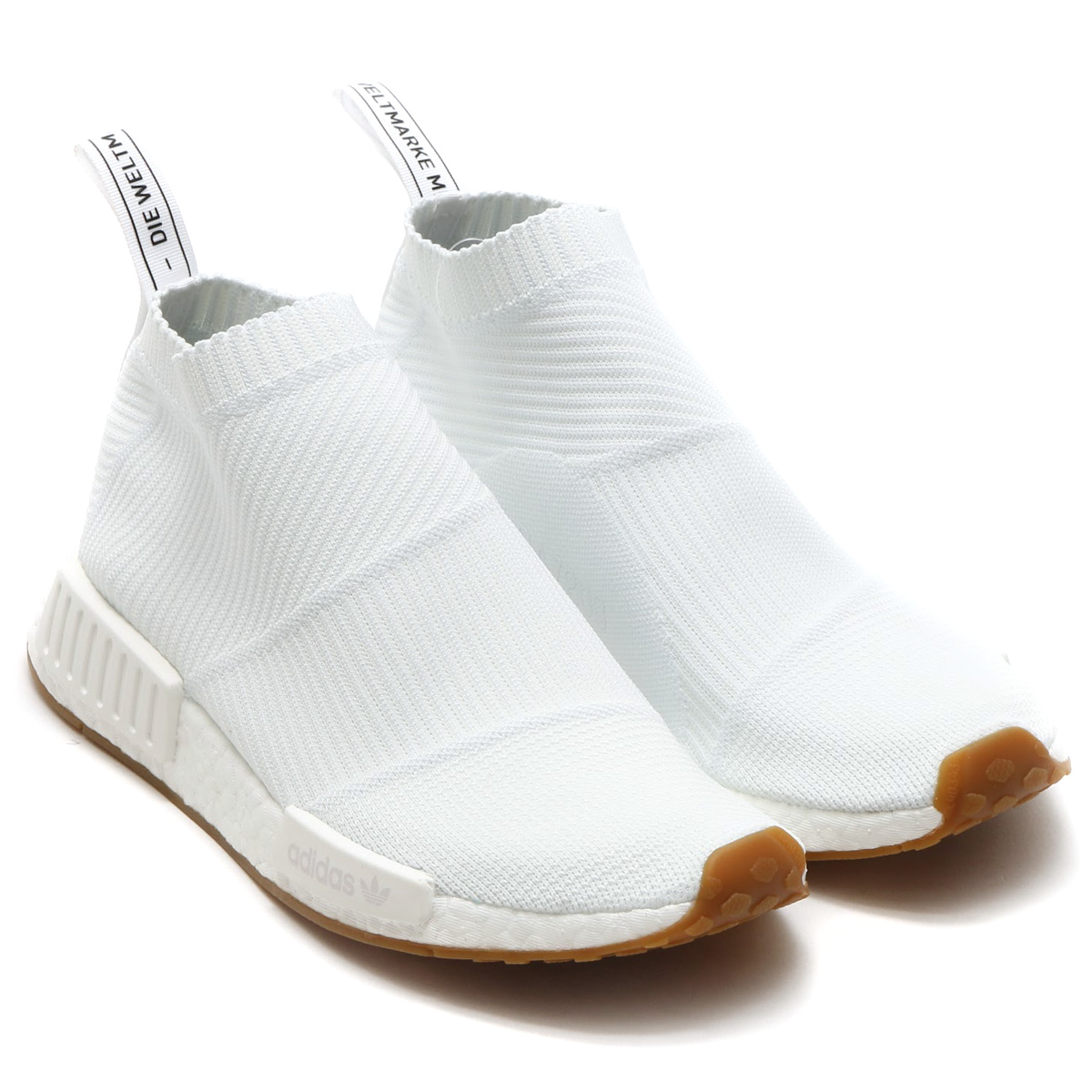 adidas Originals NMD CS1 PK(アディダス NMD CS1 PK)(RUNNING WHITE)17SS-S