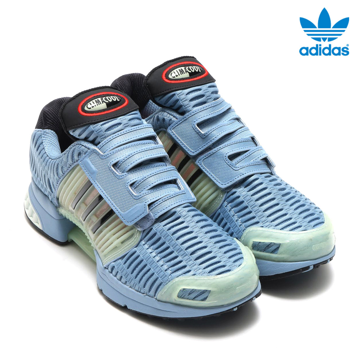 adidas Originals CLIMACOOL 1 CMF (アディダスオリジナルスクライマクール) (Tactile BlueCore Blacklinen Blue) 17SS I
