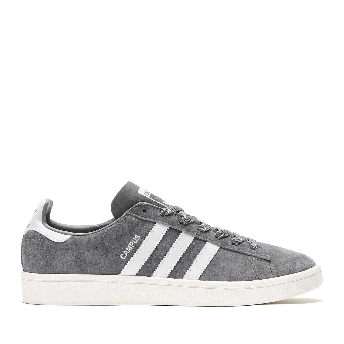 adidas Originals CAMPUS (Adidas original scan pass) (Grey/Running  White/Chalk White) 17SS-I