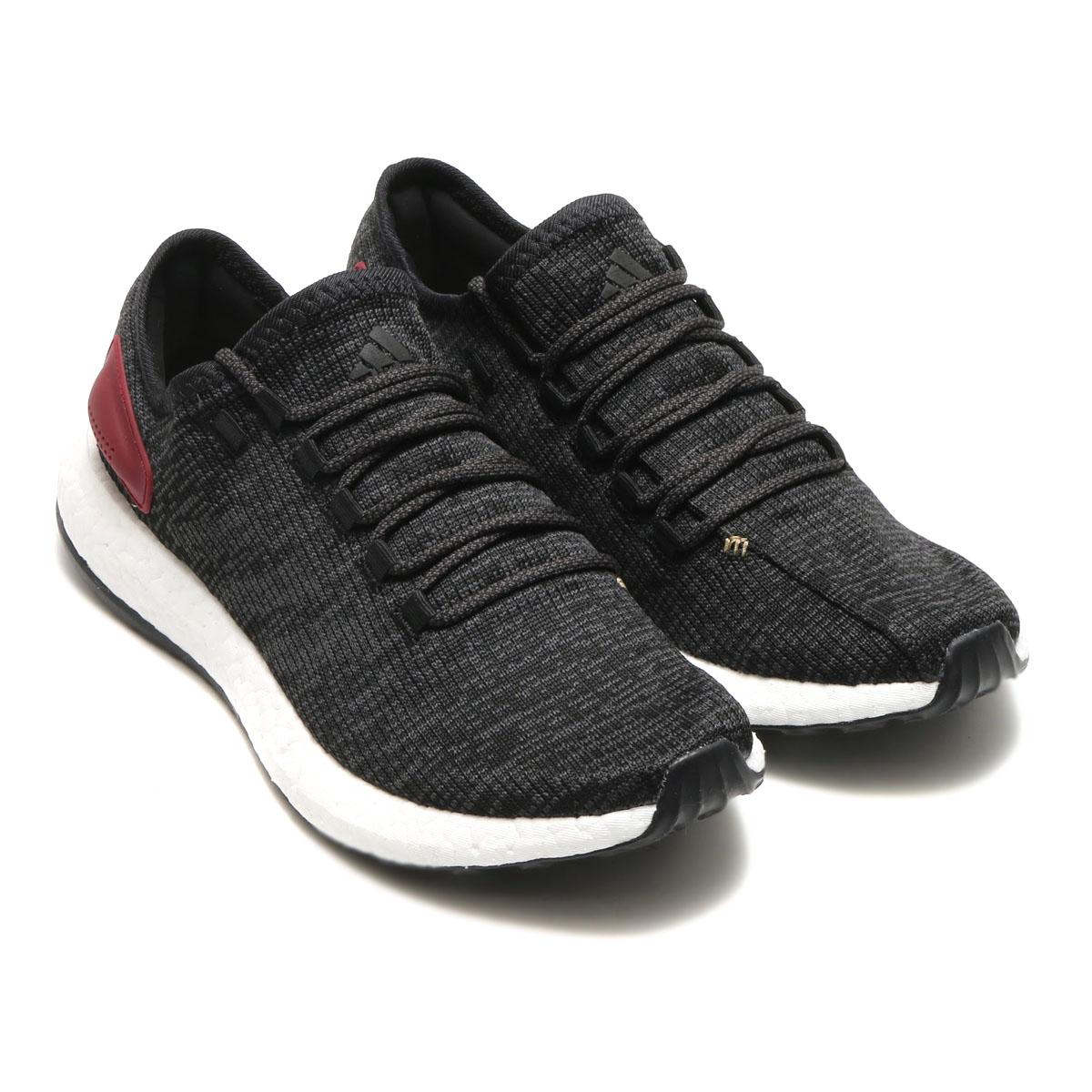 9656c3568d63bd adidas originals pureboost ltd (adidas pure boost limited) (core black dgh  solid