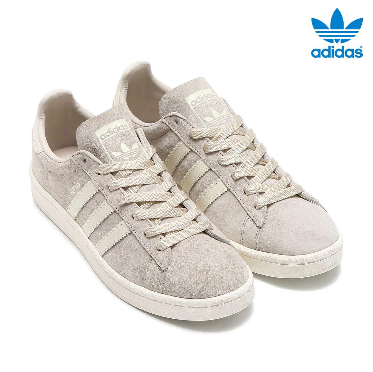 adidas Originals CAMPUS(アディダス オリジナルス CP)(Clear Brown/Off White/Chalk White) 【メンズ レディース スニーカー】17SS-I