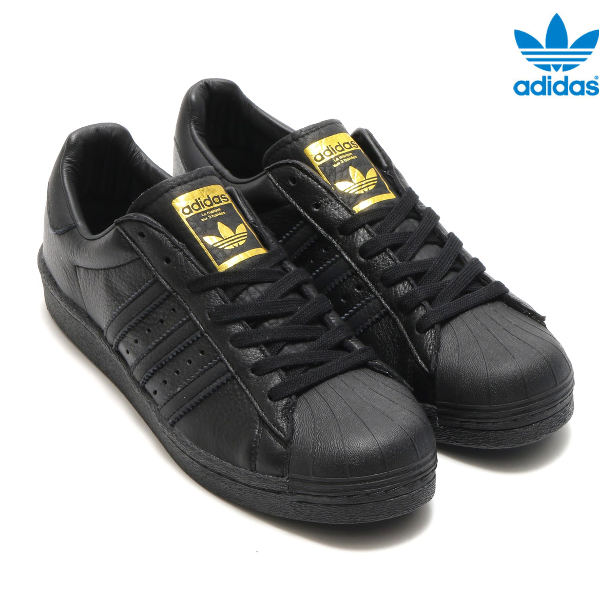 adidas Superstar Shoes Black adidas UK