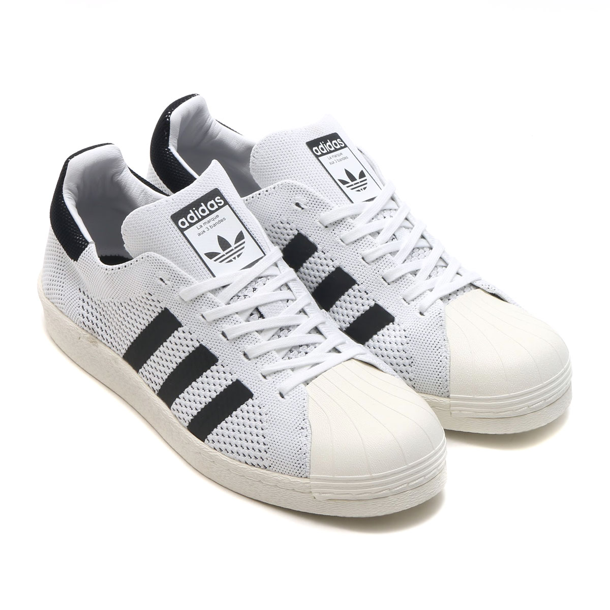 adidas Originals SUPERSTAR BOOST PK (Adidas originals superstar boost PK) (RUNNING WHITE) 17SS-I