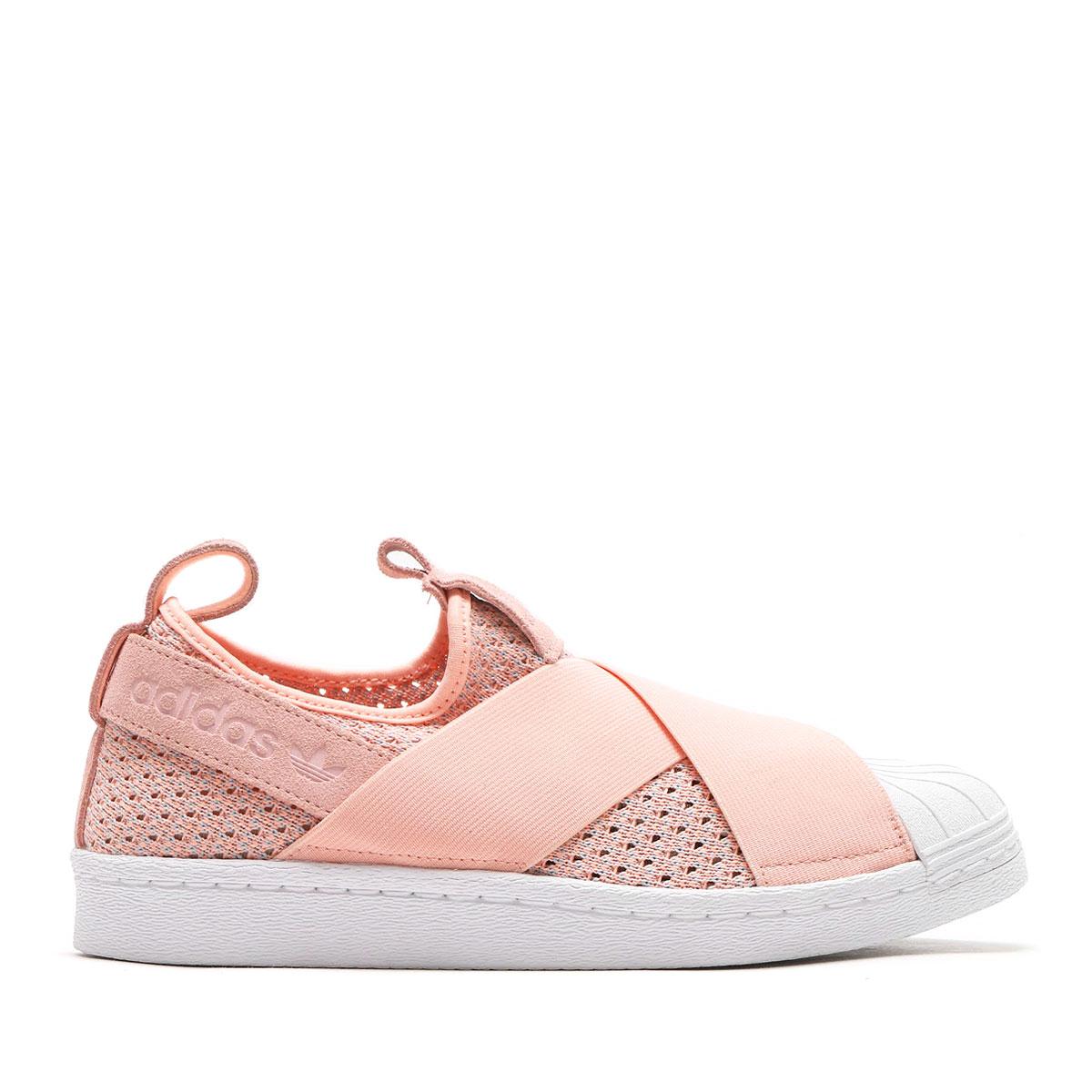the latest 86efc 1e511 adidas Originals SUPERSTAR SlipOn W (Adidas superstar slip-on W) (Haze  Coral S17 Haze Coral S17 Off White)
