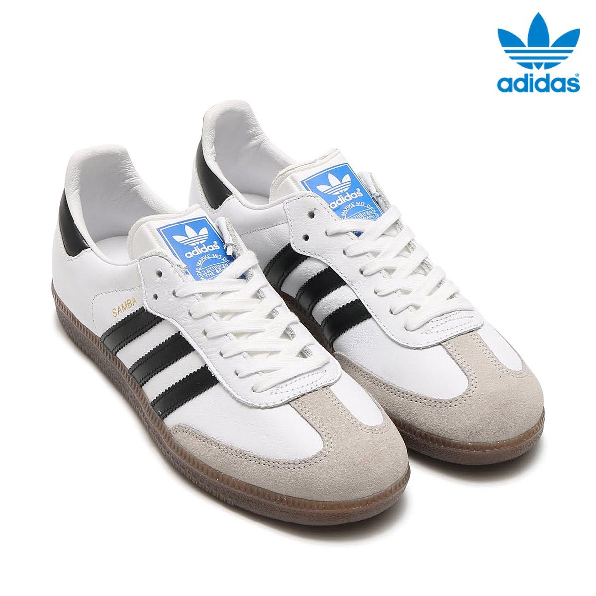 adidas Originals SAMBA OG(アディダス オリジナルス サンバ)(Running White/Core Black/Gum)【メンズ レディース スニーカー】17SS-I