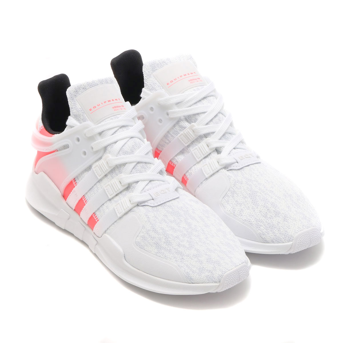 low priced d22d6 e7b74 adidas Originals EQT SUPPORT ADV (Adidas original Sue ticket men Tosa port)  (Crystal White/Running White/Turbo) 17SS-I
