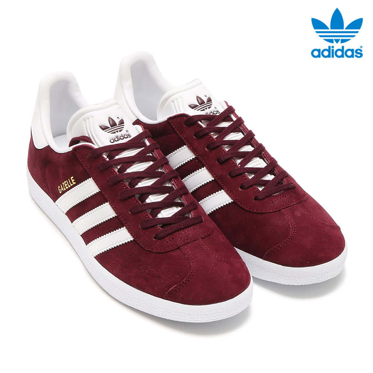 adidas gazelle bordeaux bb5255
