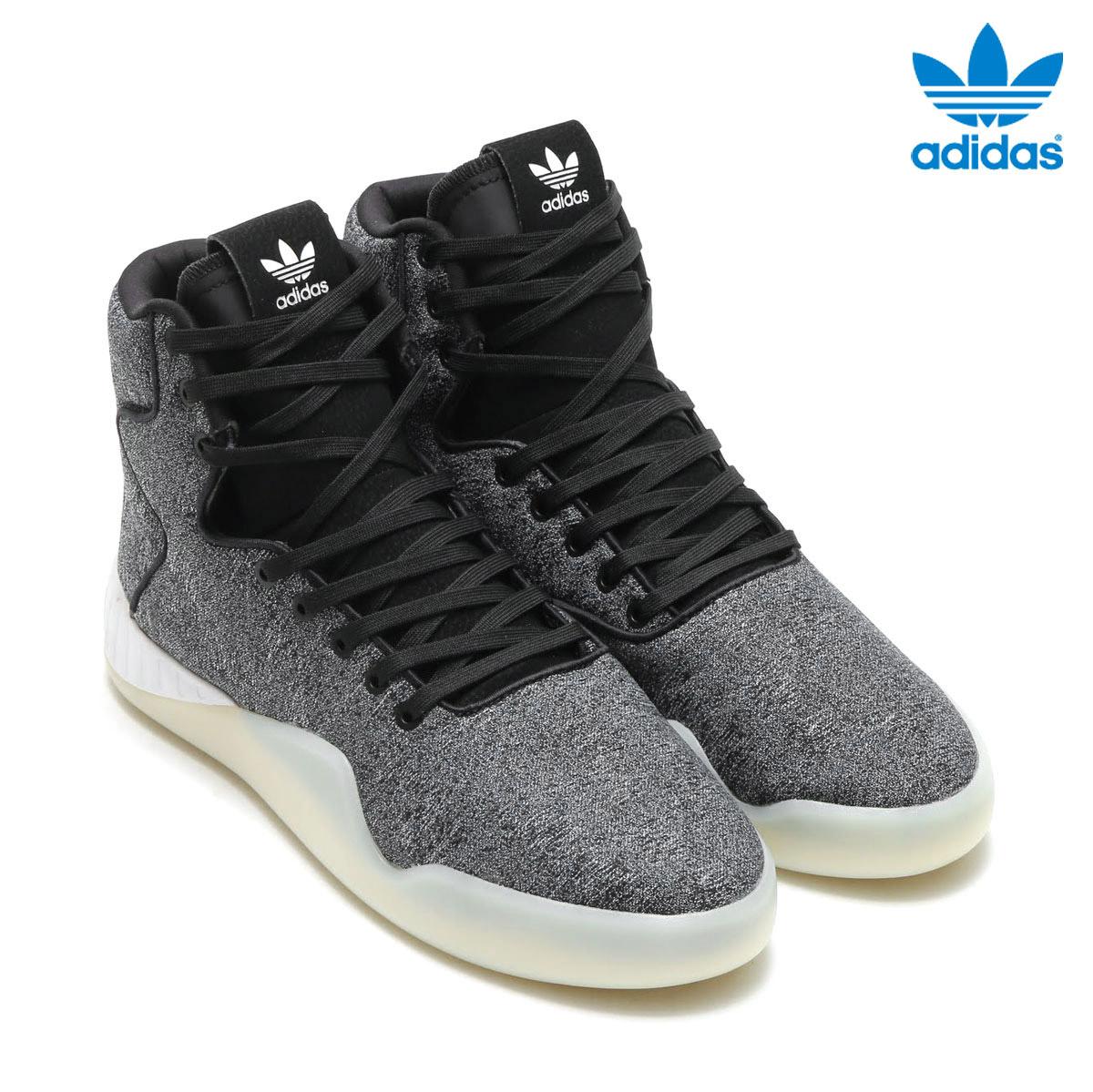 adidas Originals TUBULAR ISTNT JC(アディダス オリジナルス チューブラー インスティンクト JC)(Core Black/Crystal White/Running White) 【メンズサイズ】17SS-I