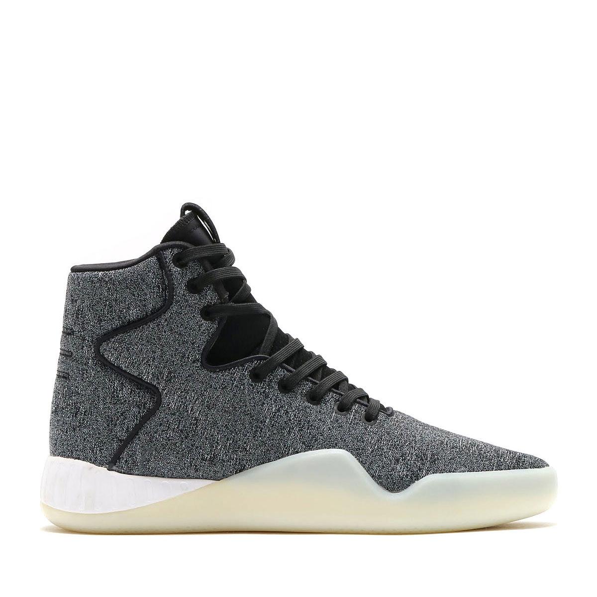 adidas Originals TUBULAR ISTNT JC(adidasuorijinarusuchuburainsutinkuto JC)(Core Black/Crystal White/Running White)17SS-I