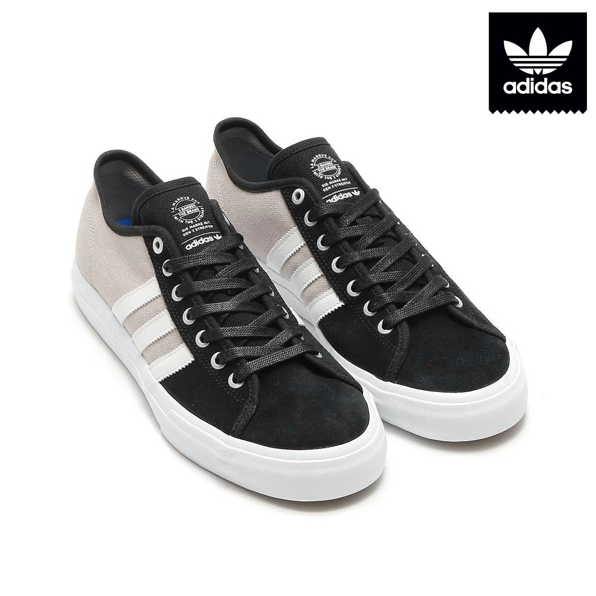 adidas Skateboarding MATCHCOURT RX(アディダス マッチコート RX)(Core Black/Running White/Customized)【メンズ スニーカー】17SS-I