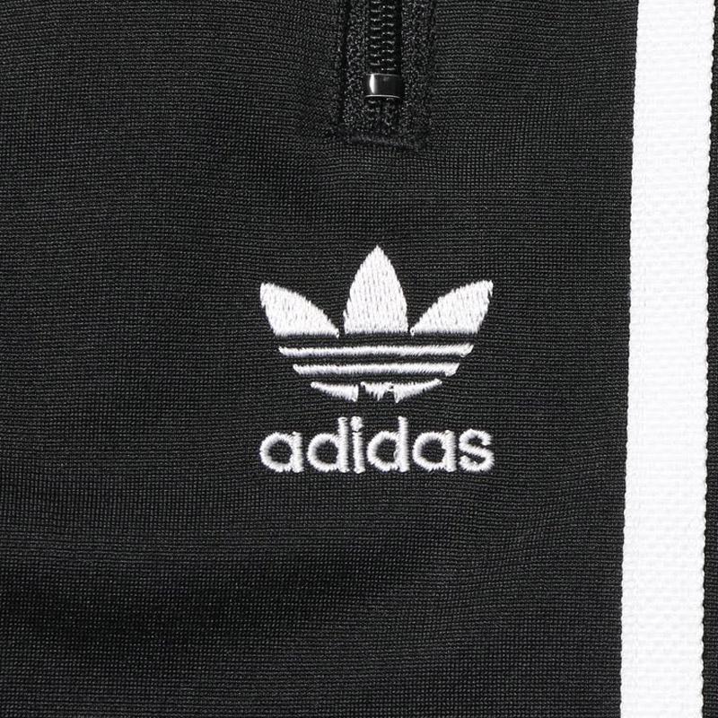 adidas Originals 3 STRIPES 7/8 SAILOR TRACK PANTS (3 Adidas originals stripe 7/8 sailor trackpants) (Black) 17SS-I