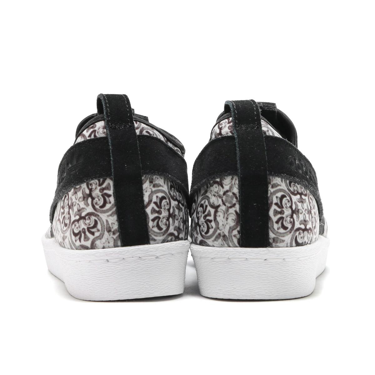 Adidas Originals Superstar - Slip-on - Bianco / Interno Nero 2GhRgX