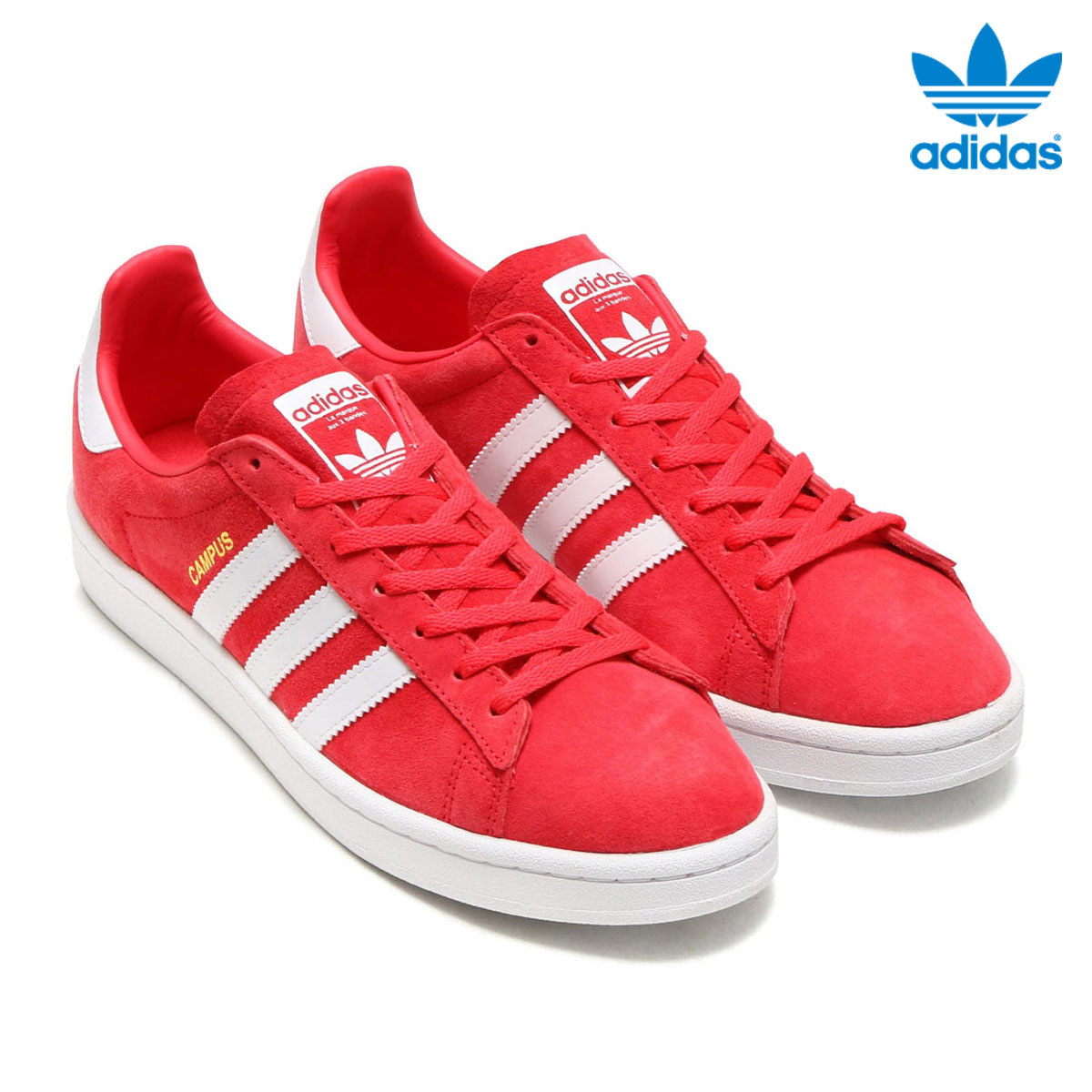 Adidas Camppus Shoes Core Pink