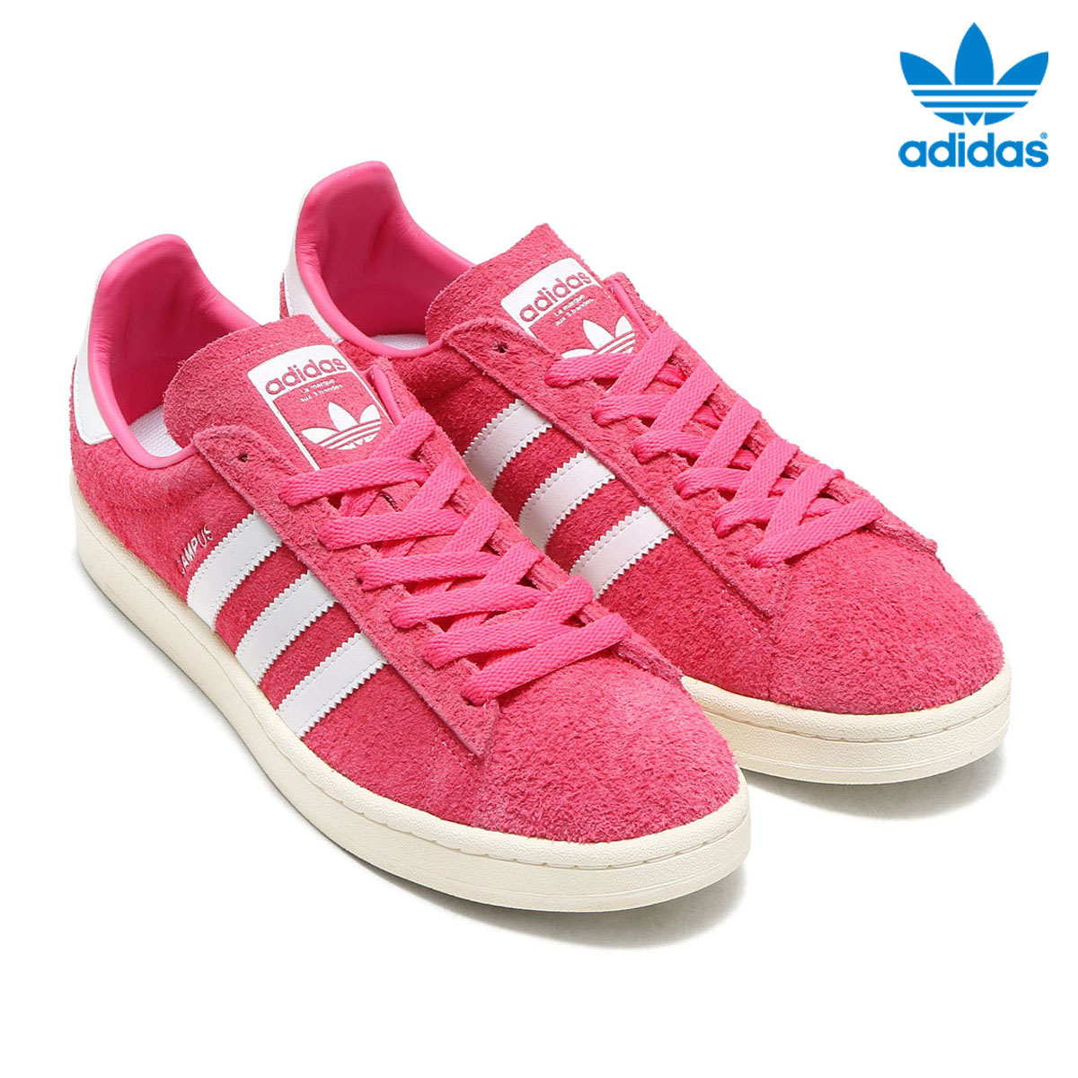 adidas スニーカー レディース ピンク