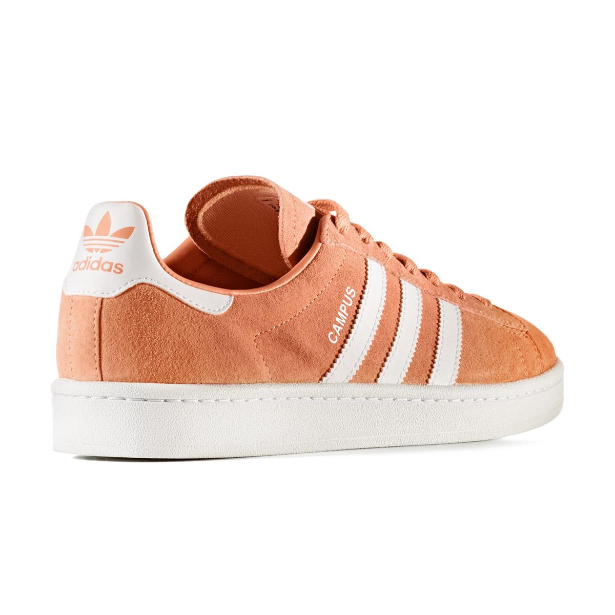 adidas Originals CAMPUS (Adidas original scan pass) (Easy Orange/Running  White/Crystal White) 17FW-I