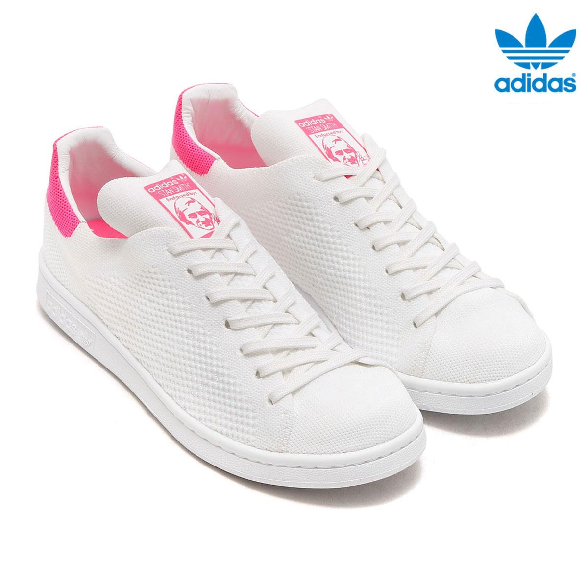 19ad4bf15eade atmos pink  adidas Originals STAN SMITH PK (Adidas originals Stan Smith PK)  (Running White Running White Ultra Pop) 17FW-I