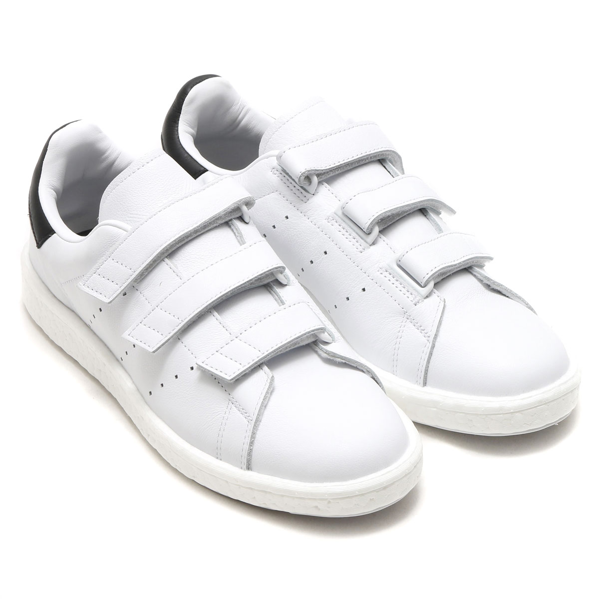 12ae61800e00 adidas Originals WM STAN SMITH CF (Adidas originals Stan Smith) (RUNNING  WHITE) 17FW-I