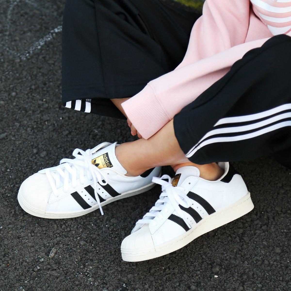 Atmos Pink Adidas Originals Superstar 80 S 80s Black White 16ss I
