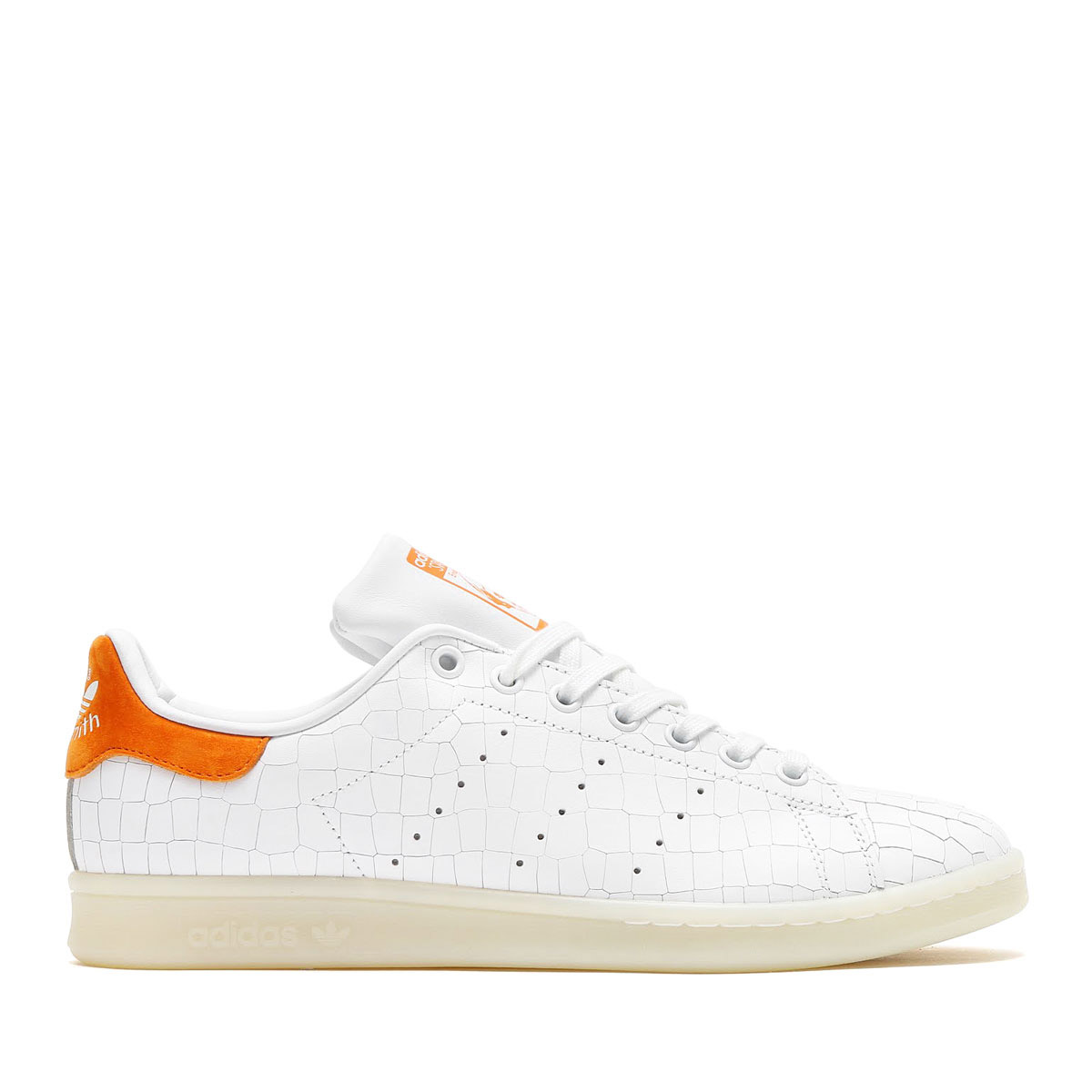a964afa3d7 Buy originals stan smith Orange   OFF46% Discounted