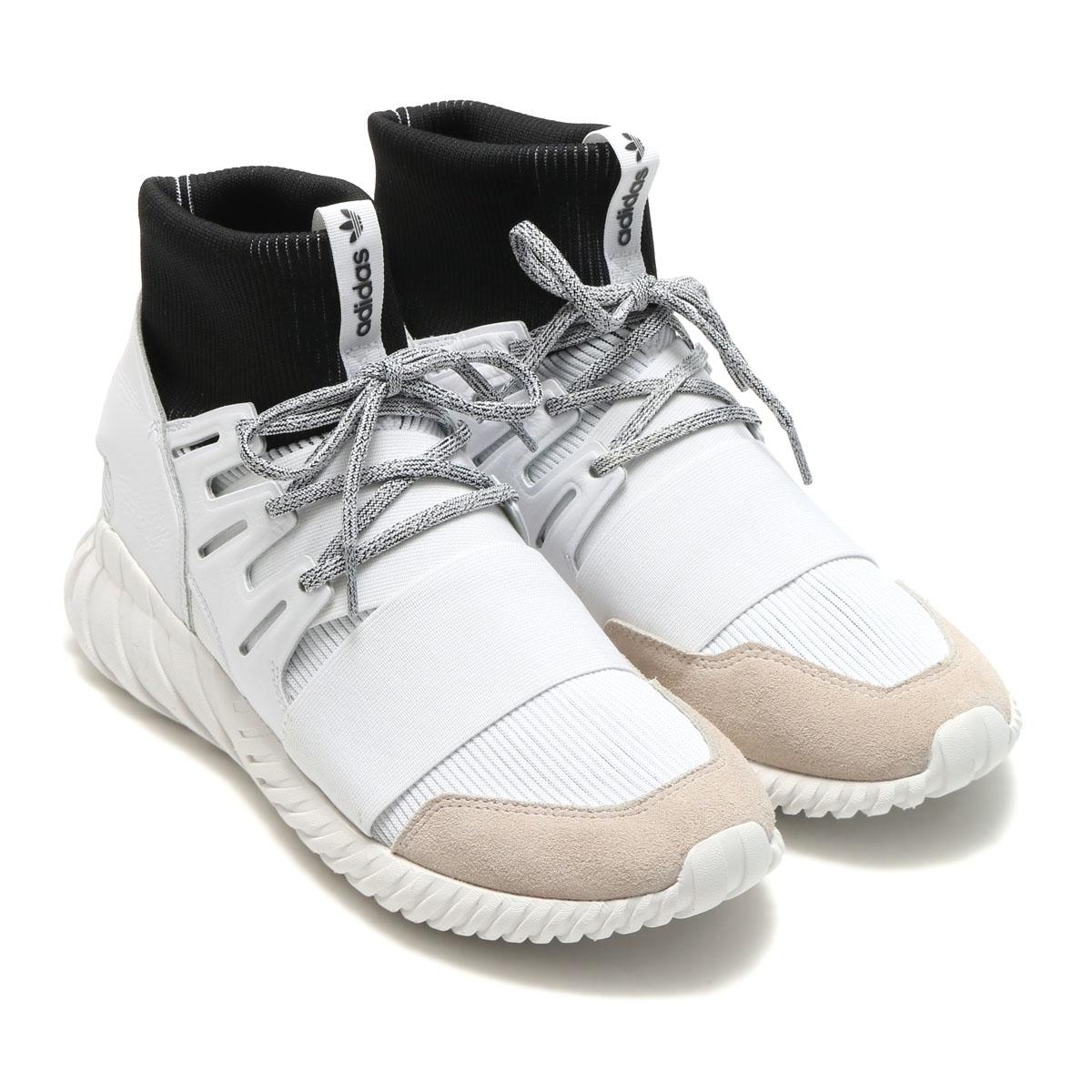 adidas TUBULAR DOOM(アディダス チューブラー ドーム)(RUNNING WHITE)17FW-I
