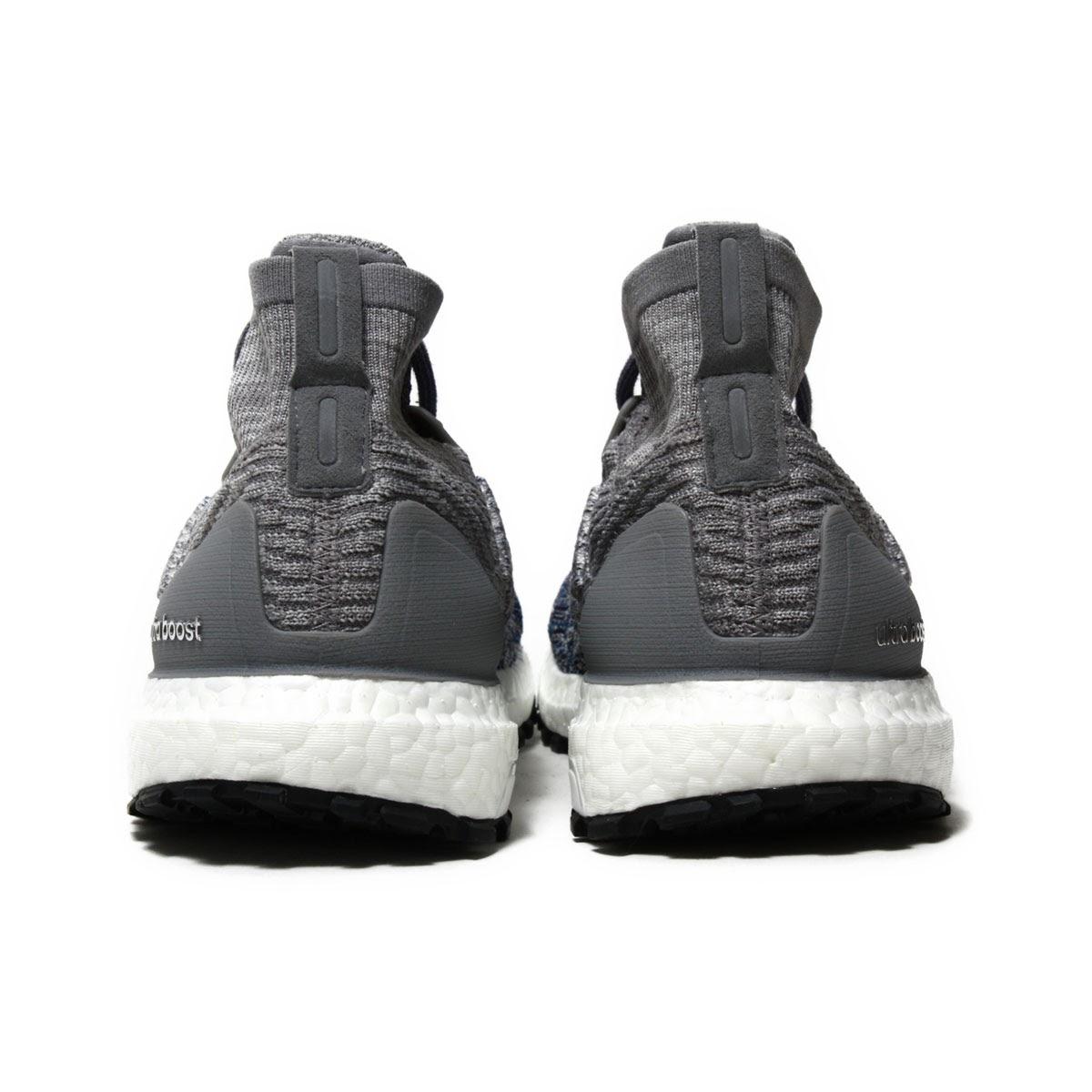 adidas Originals UltraBOOST All Terrain (enter the Adidas originals ultra boost oar terra) (GreyGreyNoble Indigo)