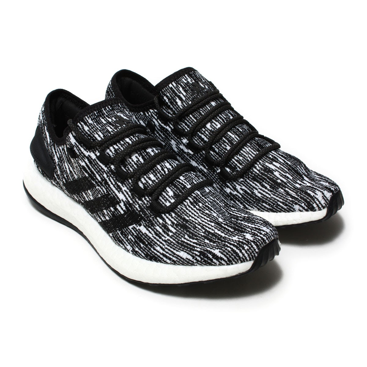 高級ブランド adidas Originals Black/Running PureBOOST LTD(アディダス オリジナルス ピュアブースト LTD)Core LTD)Core Black/Running adidas White/Running White【メンズ】17FW-I, 阿南市:8af9ca63 --- paulogalvao.com