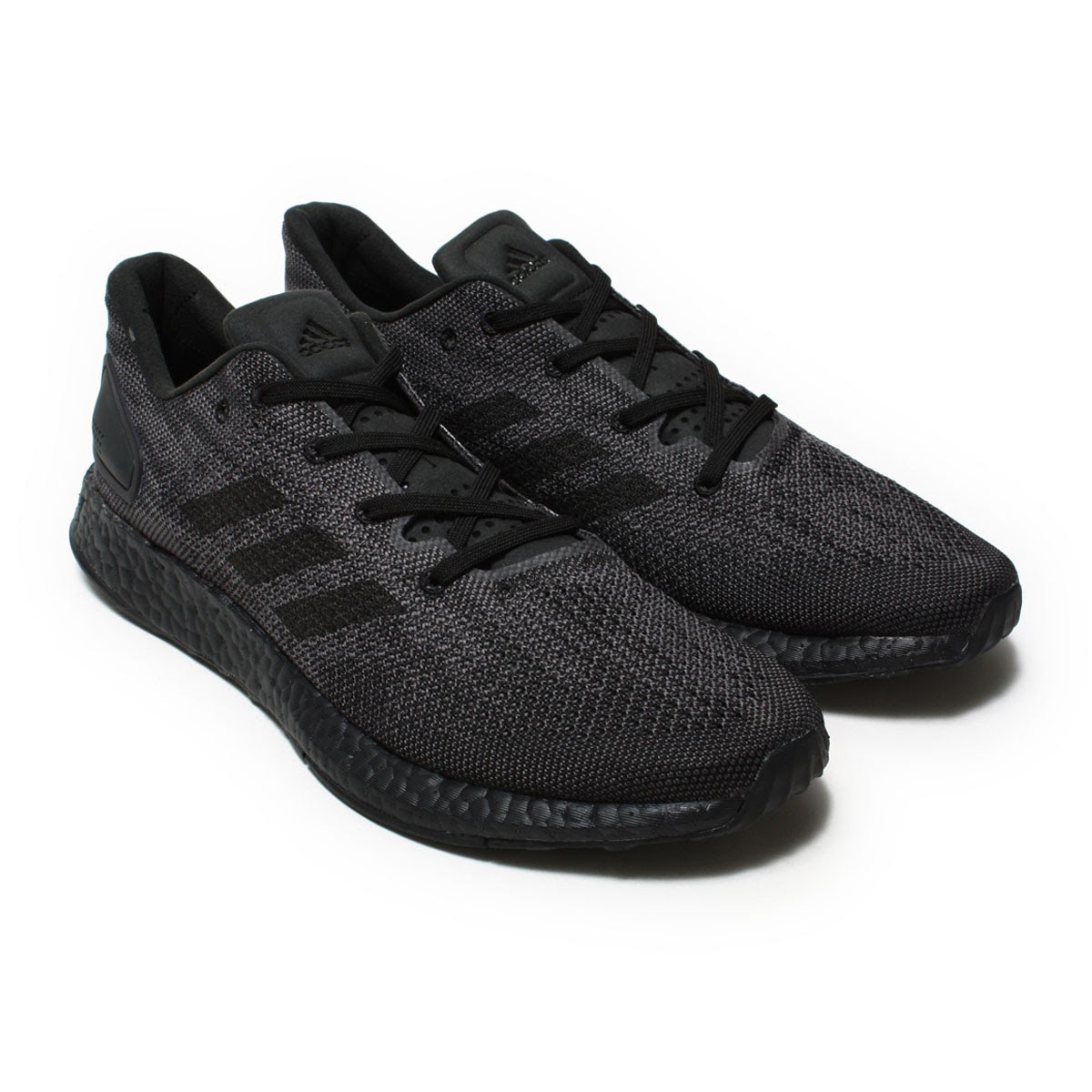 adidas Originals PureBOOST DPR LTD(アディダス オリジナルス ピュアブースト DPR LTD)Core Black/Core Black/Carbon18SS-I