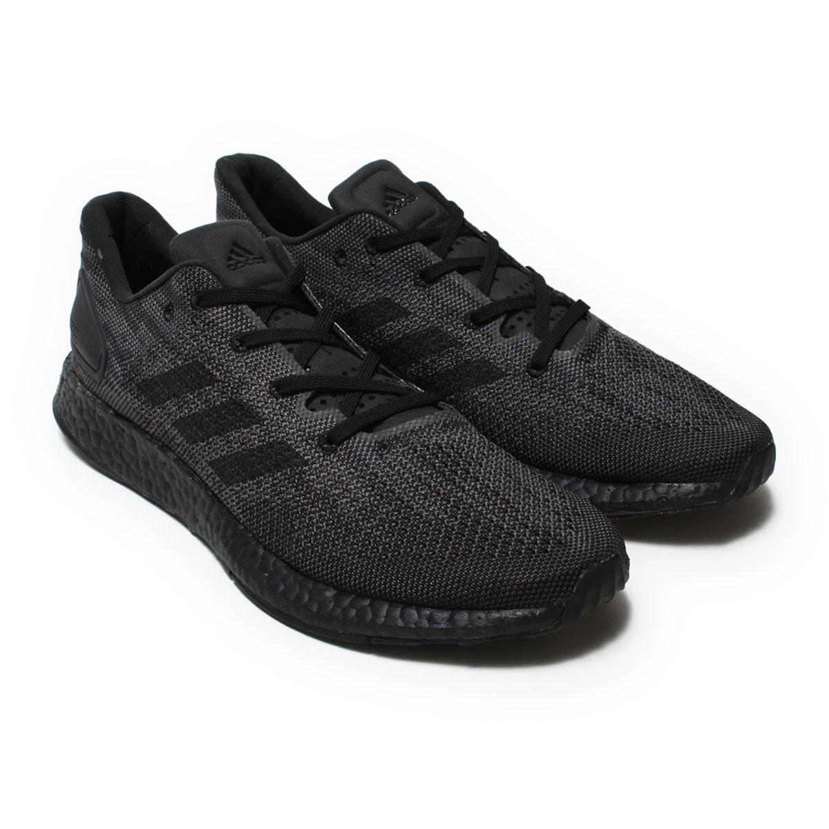 adidas Originals PureBOOST DPR LTD(アディダス オリジナルス ピュアブースト DPR LTD)Core Black/Core Black/Carbon18SS-I
