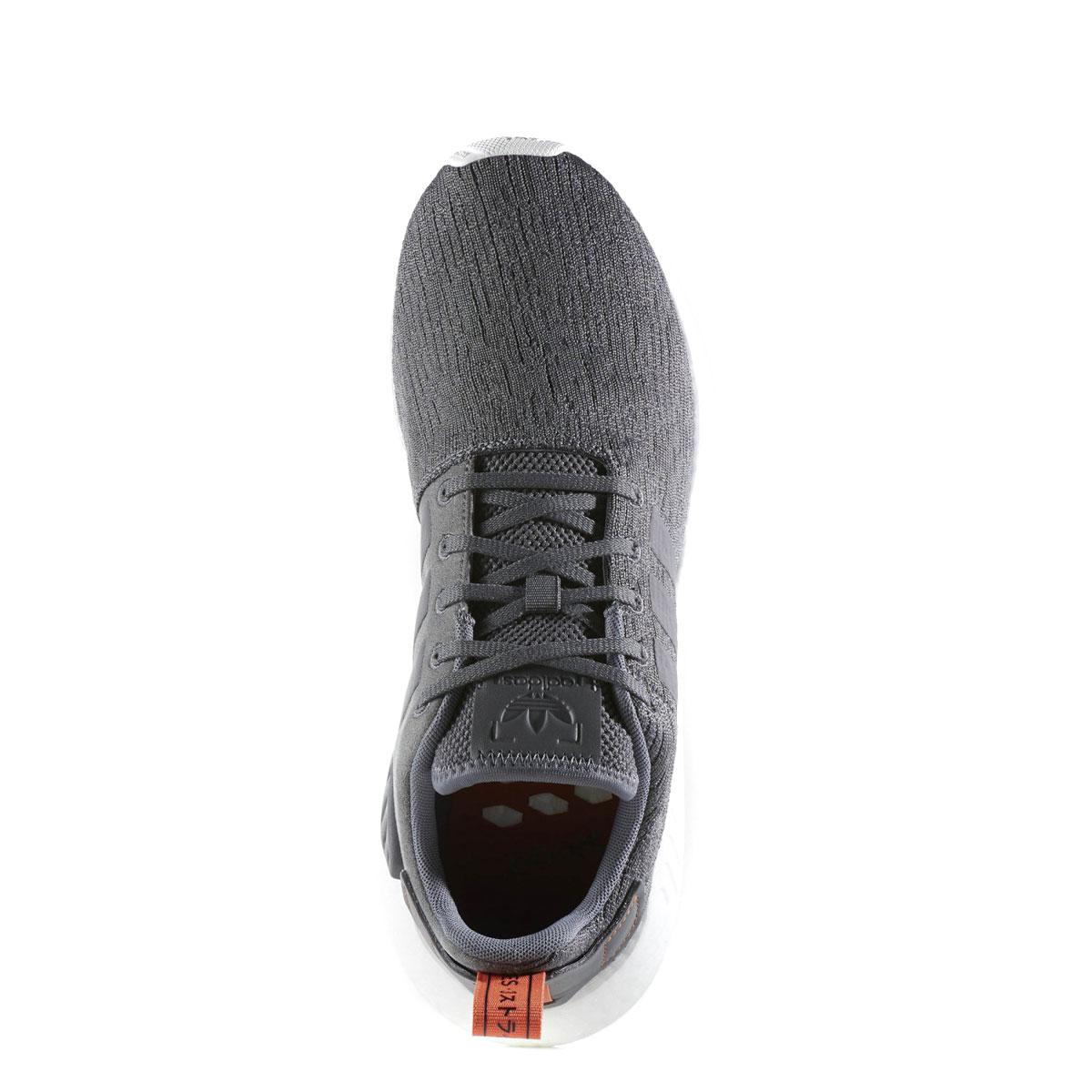buy popular d54bf e6634 adidas Originals NMD_R2 (Adidas originals N M D R2) Grey Five/Grey Five  17FW-I