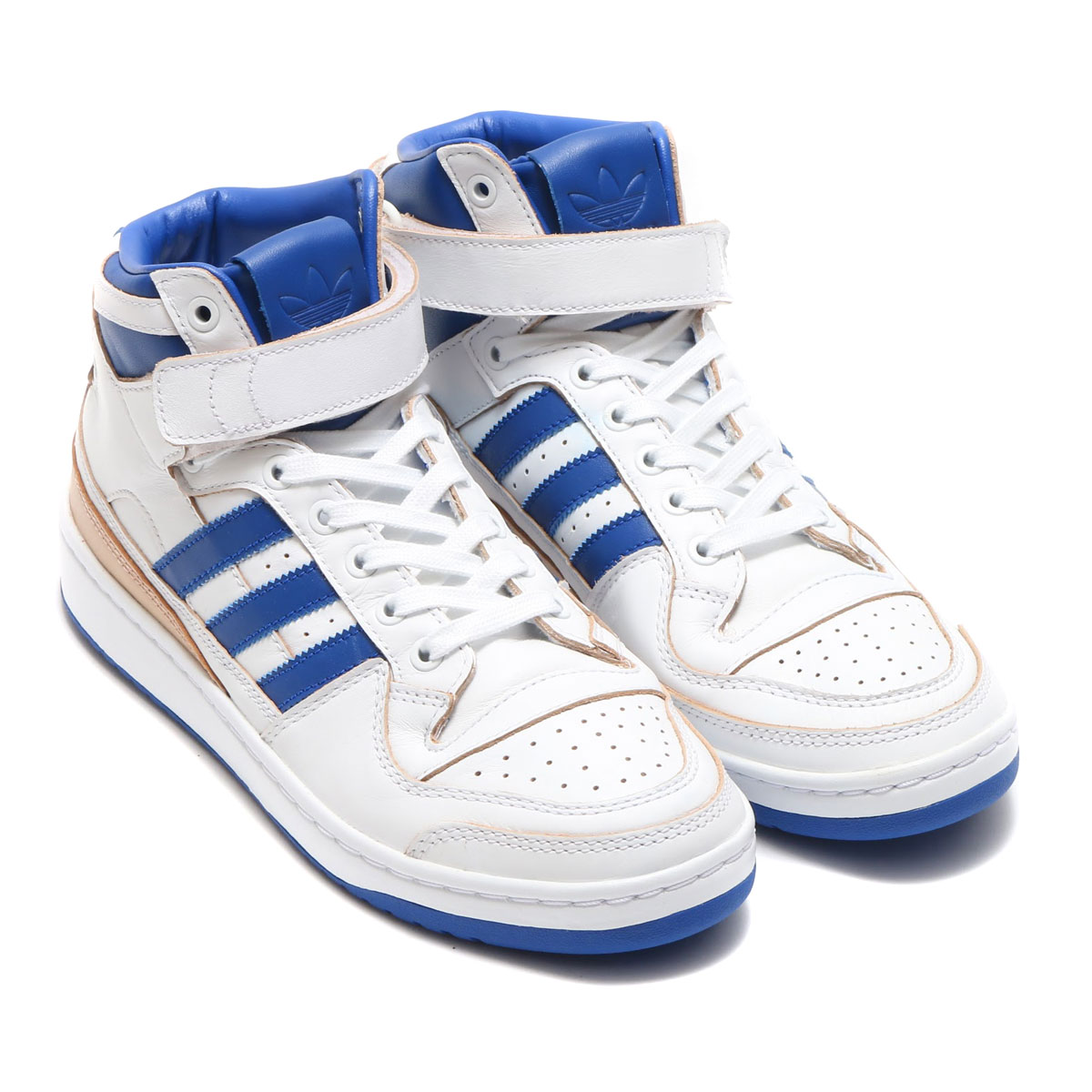 grossiste c4425 7a524 adidas Originals FORUM MID (Wrap) (Adidas originals forum mid (lap))  Running White/College Royal/Running White 17FW-S