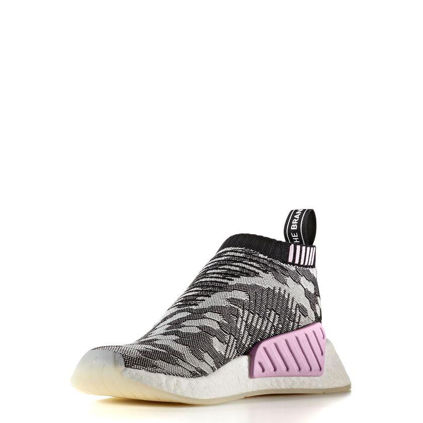84586c554b98e adidas Originals NMD CS2 PK W (Adidas originals N M D CS2 PK) Core Black Core  Black Wonder Pink 17FW-I
