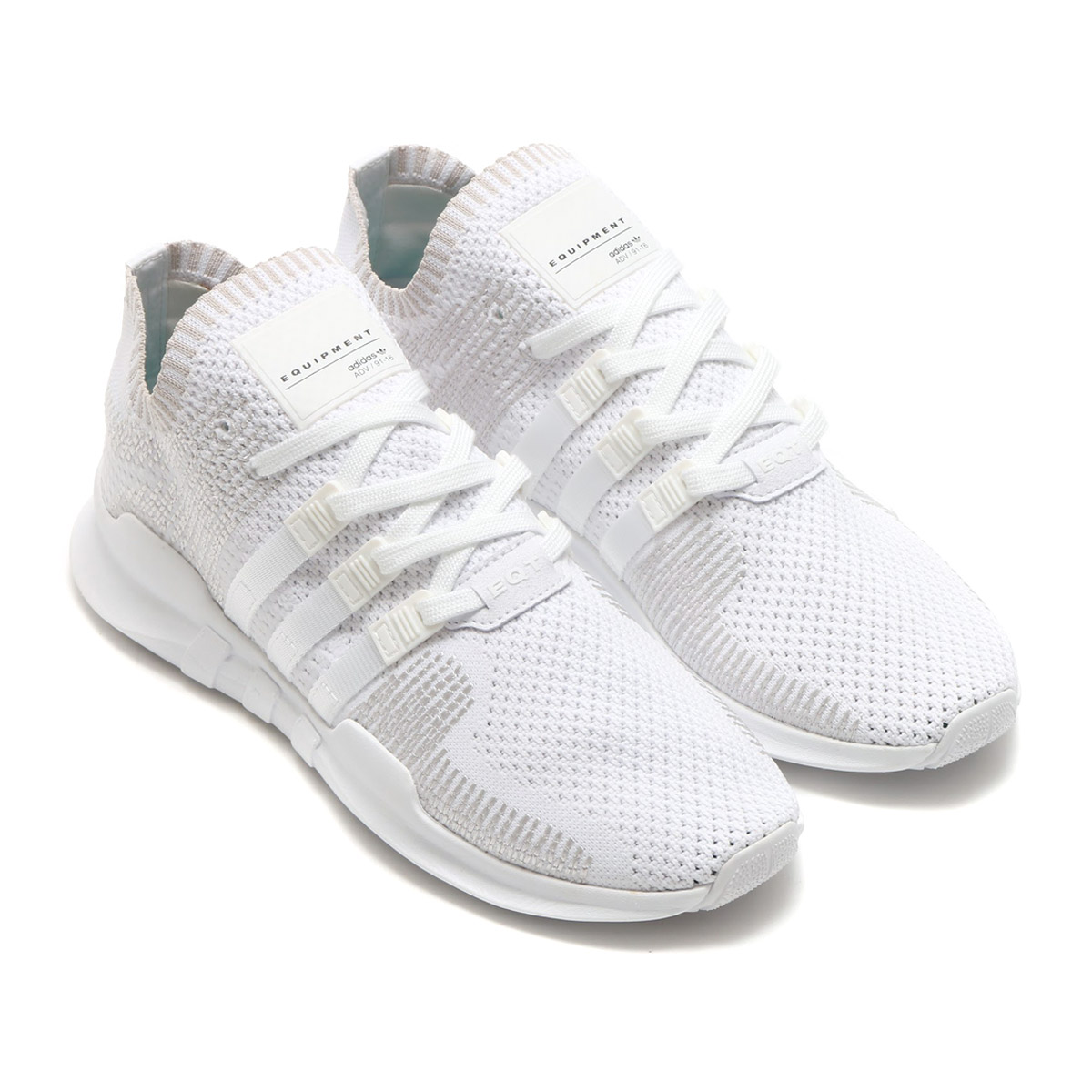 cheap for discount d921a c6c74 adidas Originals EQT SUPPORTADV PK (Adidas originals EQT support ADV PK)  RUNNING WHITE/RUNNING WHITE/SUB GREEN 17FW-I
